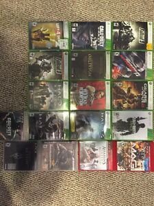 Xbox 360 and PS3 lot!