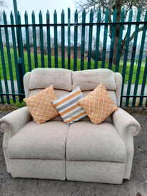 Comfy 2 seater Sofa (delivery available
