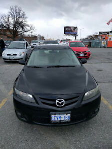 2007 Mazda 6 Grand Touring (GT) V6 in excellent shape