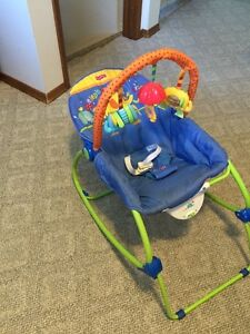 Infant to toddler activity chair Fisher Price
