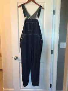 Gap Denim Overalls **Maternity sz M