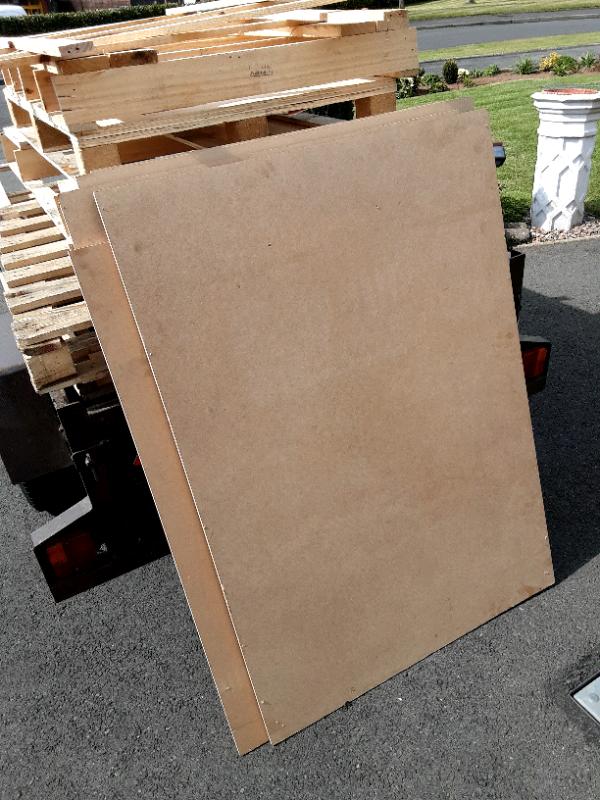 MDF boards & plywood