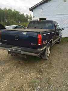 1998 GMC C/K 1500 Extended cab Pickup Truck
