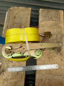 Ratchet strap giant strap