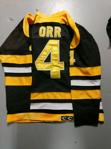 Bobby Orr Size 50 Home Boston Bruins Jersey for Sale