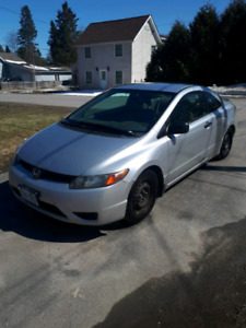 2006 Honda Civic DX 1.8L 5 speed
