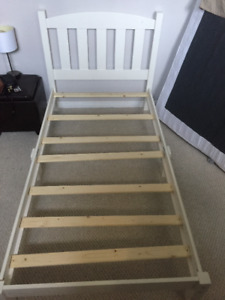 Brand New Never Been Used Twin Size Bed Frame