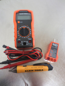 Klein Tools Electrical Test Kit
