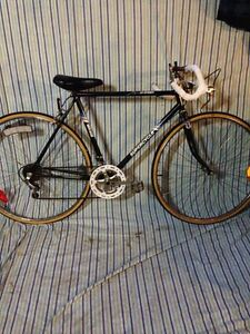 Vintage road bike supercycle