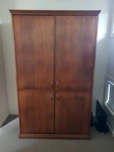 Custom Built Computer/Office Cabinet