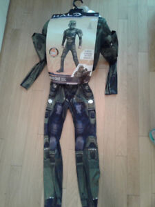 HALO Halloween Costume, Size Small (4-6)