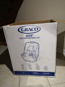 Graco 4Ever 4 Ever Car Seat - Brand New Never Used (Open Box)