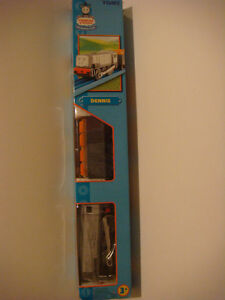 New Tomy Trackmaster trains - Dennis