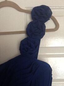 Stunning Blue Evening Dress