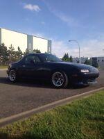 1997 Mazda Miata TOP CLEAN!