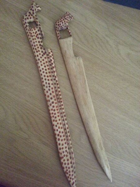birthday..  jewellery and gifts for him and her priced  r10 to r100 !! wood letter openers r20 each