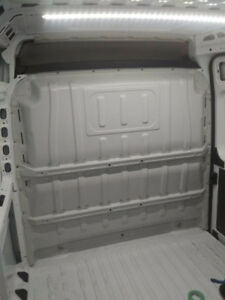 Dodge Ram Promaster Cargo Partition Wall