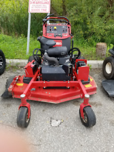 """USED COMMERCIAL TORO GRANDSTAND LAWN MOWER 52"""""""