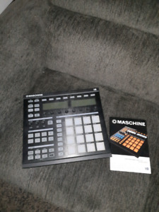 MASCHINE Mixer ( native instruments )