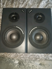 Alesis moniter one mk2 passive speakers