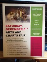 Arts and Crafts Vendors needed, only 3 spots left !!