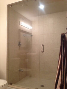 Frameless Shower Glass Doors Enclosures bathtubs - Mirrors etc. Cambridge Kitchener Area image 9
