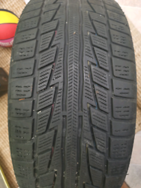 Set of two winter tyres