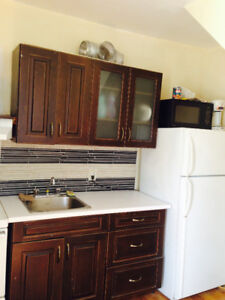 Furnished bachelors in Cobourg -Available now