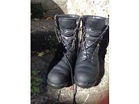Goretex pro-para boots size 7m