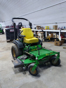 "John Deere 727A ZTrak with 54"" Deck"