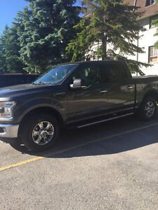 2016 Ford F-150 SuperCrew Chrome Pickup Truck