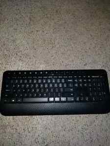 Wireless Microsoft keyboard Kawartha Lakes Peterborough Area image 1