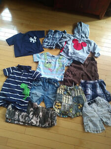 Various boys clothing size 18 - 24 months