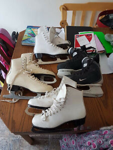 Figure Skates/Hockey Skates