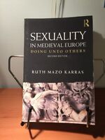 Sexuality in medieval Europe Ruth Mazo Karras