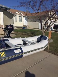 Selling a 2010 Zodiac International 11foot 9 inches