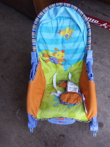 Fisher Price Baby Rocker Bouncy Chair