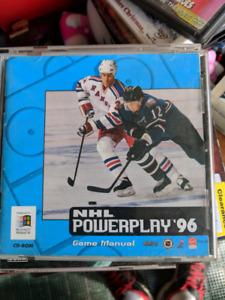 NHL PowerPlay 96 CD-ROM