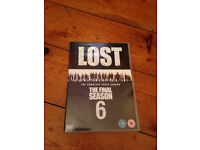 Lost Season Six DVD
