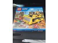 Lego city 60074 & 60078 new