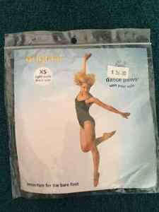 Dance Paws XS Unopened Dance Shoes