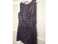 Size 14 evening dress worn once