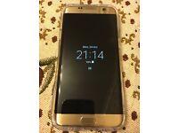 Samsung S7 Edge Gold 32GB Unlocked