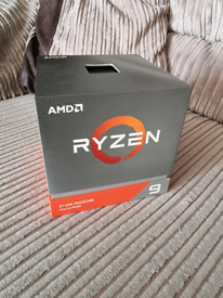 *NEW* AMD 3900x with Prism cooler