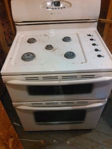 Natural gas/ propane oven