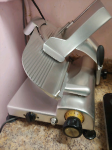 Omas Commercial meat slicer