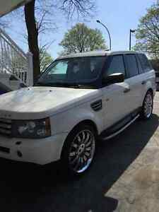 2008 Land Rover Range Rover Sport Supercharge Pickup Truck