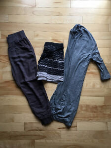 Back to School - Lot Aritzia and Oak+Fort womens clothing