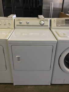 Perfoma Front Load White Dryer