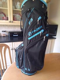 Fazer F3 cart bag £45
